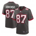 Rob Gronkowski Tampa Bay Buccaneers Nike Alternate Jeu Maillot - Étain