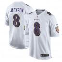Lamar Jackson Baltimore Ravens Nike Jeu Event Maillot - Blanc