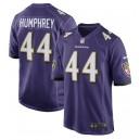 Marlon Humphrey Baltimore Ravens Nike Joueur Jeu Maillot - Violet