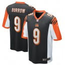 Joe Burrow Cincinnati Bengals Nike 2020 NFL Draft First Round Pick Jeu Maillot - Noir