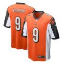 Joe Burrow Cincinnati Bengals Nike 2020 NFL Draft First Round Pick Jeu Maillot - Orange