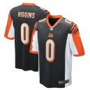 Tee Higgins Cincinnati Bengals Nike 2020 NFL Draft Pick Jeu Maillot - Noir