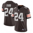 Nick Chubb Cleveland Browns Nike Vapor Limited Maillot - Marron