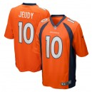 Jerry Jeudy Denver Broncos Nike 2020 NFL Draft First Round Pick Jeu Maillot - Orange