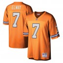 John Elway Denver Broncos Mitchell & Ness Legacy Réplique Maillot - Orange