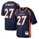 Steve Atwater Denver Broncos Mitchell - Ness Legacy Réplique Maillot - Marine