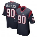 Ross Blacklock Houston Texans Nike 2020 NFL Draft Pick Jeu Maillot - Marine