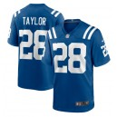 Jonathan Taylor Indianapolis Colts Nike 2020 NFL Draft Pick Jeu Maillot - Royal
