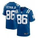 Michael Pittman Jr. Colts d'Indianapolis Nike 2020 Draft Pick Jeu Maillot - Royal
