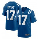 Philip Rivers Indianapolis Colts Nike 2020 Maillot de jeu - Royal