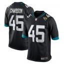K'Lavon Chaisson Jacksonville Jaguars Nike 2020 NFL Draft First Round Pick Jeu Maillot - Noir