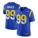 Aaron Donald Los Angeles Rams Nike Vapor Limitée Maillot - Royal