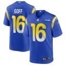 Jared Goff Los Angeles Rams Nike Maillot - Royal