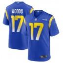 Robert Woods Los Angeles Rams Nike Jeu Maillot - Royal