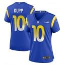 Cooper Kupp Los Angeles Rams Nike Femmes Jeu Maillot - Royal
