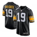 JuJu Smith-Schuster Pittsburgh Steelers Nike Alternate Jeu Maillot - Noir