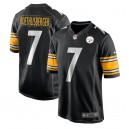 Ben Roethlisberger Pittsburgh Steelers Nike Team Maillot - Noir