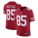 George Kittle San Francisco 49ers Nike Vapeur Limitée Maillot - Scarlet