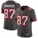 Rob Gronkowski Tampa Bay Buccaneers Nike Alternate Vapeur Limitée Maillot - Étain