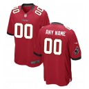 Tampa Bay Buccaneers Nike Personnalisé Team Color Jeu Maillot - Rouge