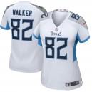 Delanie Walker Tennessee Titans Nike Femmes Joueur Jeu Maillot - Blanc