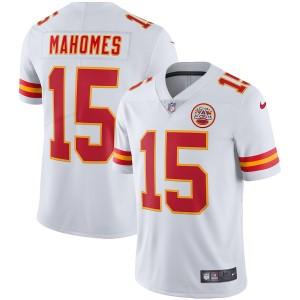 Patrick Mahomes Kansas City Chiefs Nike Vapeur Limitée Maillot - Blanc