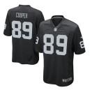Amari Cooper Las Vegas Raiders Nike Jeu Maillot - Noir
