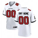 Nike Tampa Bay Buccaneers Personnalisé Jeu Maillot - Blanc