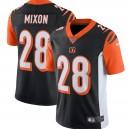 Joe Mixon Cincinnati Bengals Nike NFL 100 Vapor Limited Maillot - Noir