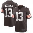 Odell Beckham Jr. Cleveland Browns Nike Jeu Maillot - Marron
