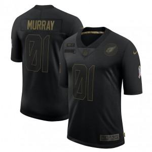 Kyler Murray Arizona Cardinals Nike 2020 Salute To Service Limitée Maillot – Noir