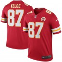 Travis Kelce Kansas City Chiefs Nike Légende Maillot - Rouge