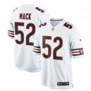 Khalil Mack Chicago Bears Nike Juego Maillot - Blanco