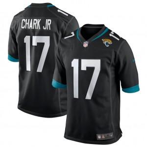 D.J. Chark Jacksonville Jaguars Nike Jeu Maillot - Noir