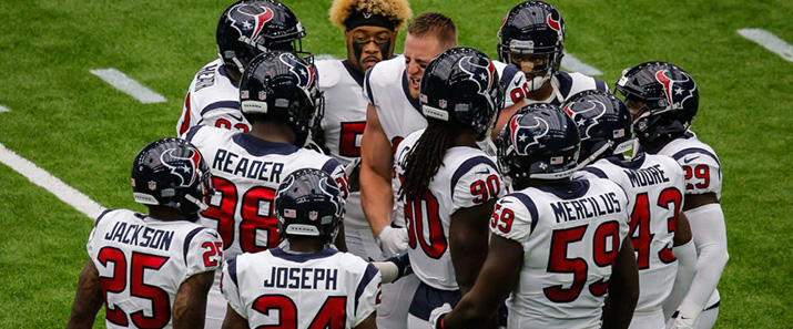 Houston Texans Maillot