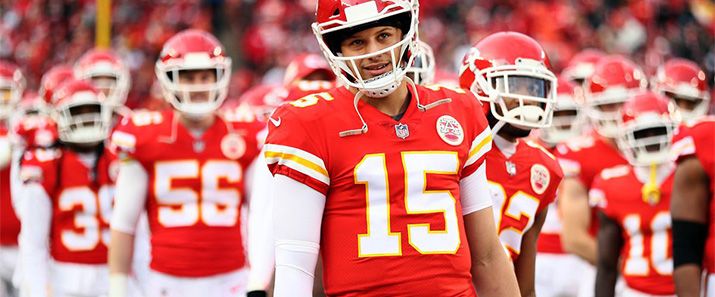 Kansas City Chiefs Maillot
